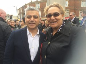 Julie_With_SadiqKhan